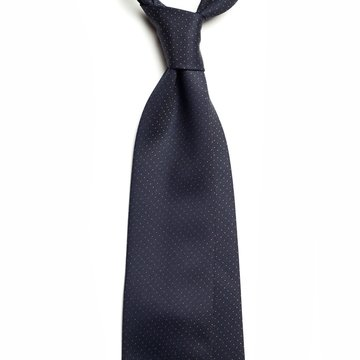 Pin Dot Wool Tie