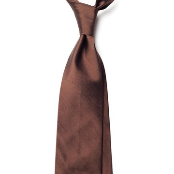 Shantung Silk Tie