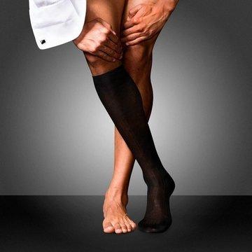 Ciorapi pana la genunchi FALKE No. 10 black