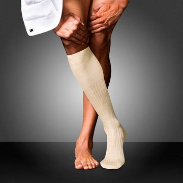 Ciorapi pana la genunchi FALKE No. 10 sand