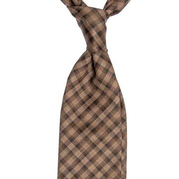 Cravata Lana Gun Check