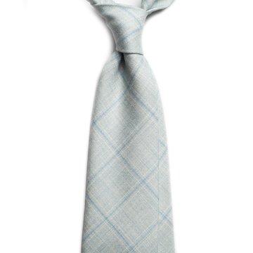 Cravata lana matase model carouri