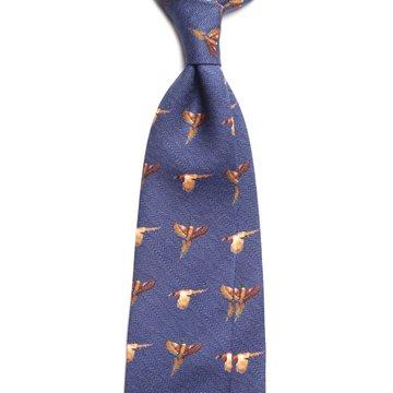 Cravata lana model de vanatoare
