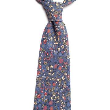 Cravata lana model floral