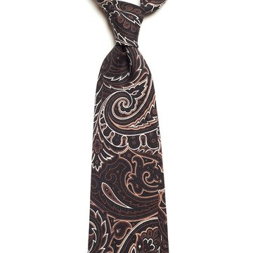Cravata lana Paisley