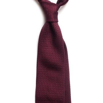 Cravata matase grenadine visinie