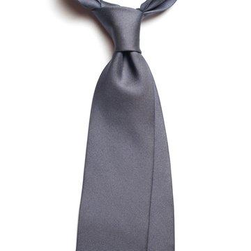 Cravata matase gri