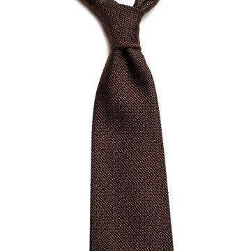 Cravata matase - maro