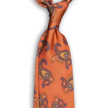 Cravata Matase Model Paisley