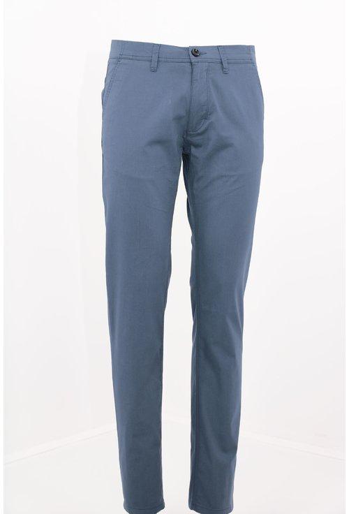 Pantaloni gri petrol skinny fit