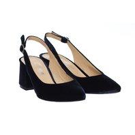 Pantofi din piele naturala Bianca