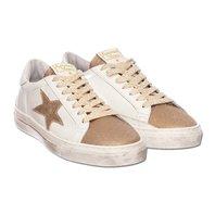 Pantofi din piele naturala Hanna