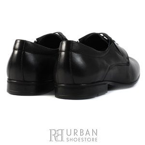 Pantofi eleganti barbati din piele naturala, Leofex- 792 negru-A box