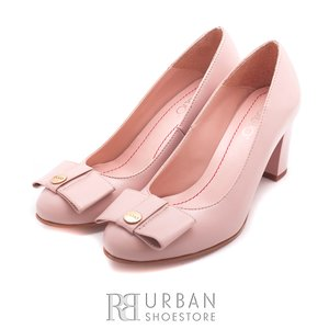 Pantofi eleganti dama din piele naturala - 0541-111 nude