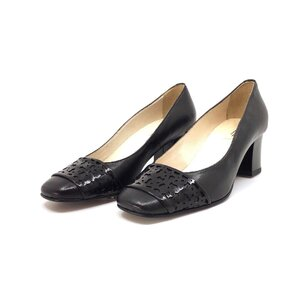 Pantofi eleganti dama din piele naturala - 543 Negru box