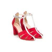 Sandale din piele naturala Felicia