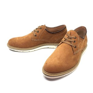 Pantofi barbati casual din piele naturala - Mostra Eusebiu
