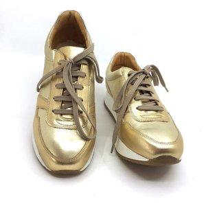 Pantofi casual dama- Mostra Auriu Siret