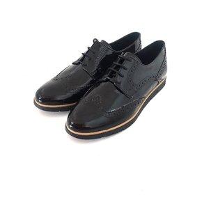 Pantofi casual din piele naturala Leofex- Mostra Shine