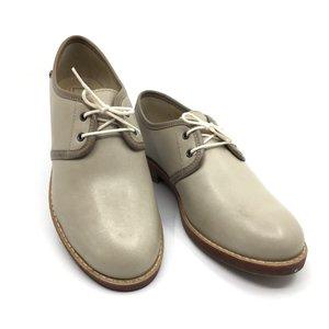 Pantofi casual din piele naturala- Mostra Gri Box