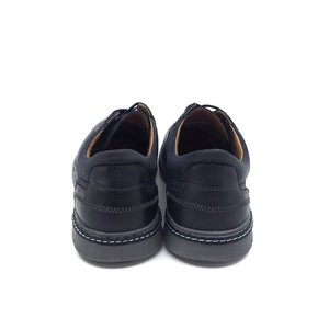 Pantofi casual/sport din piele naturala -  521 Blue Box