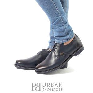 Pantofi Derby din box pentru copii - 578 blue