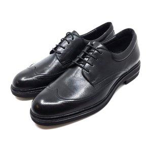 Pantofi eleganti barbati din piele naturala Leofex -997 Negru Box