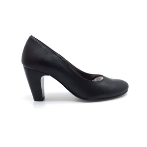 Pantofi eleganti dama din piele naturala – 006 negru box