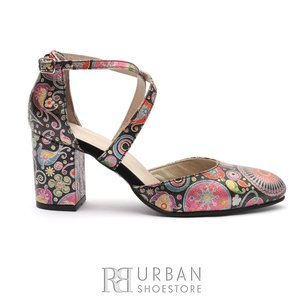 Pantofi eleganti dama din piele naturala - 1825 Tiga