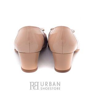 Pantofi eleganti dama din piele naturala  - 800 bej