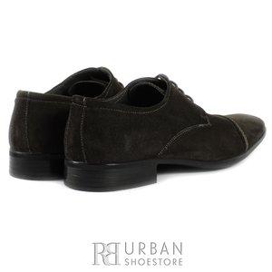 Pantofi eleganti din piele intoarsa - 510 gri