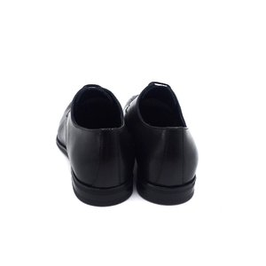 Pantofi eleganti din piele naturala - 898-1 Negru Box