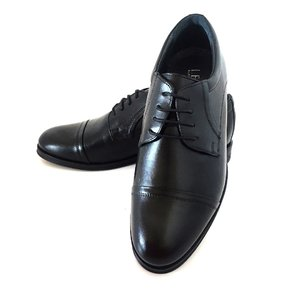 Pantofi eleganti din piele naturala - 930 negru box