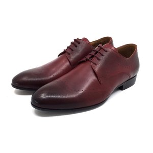 Pantofi eleganti pentru barbati din piele naturala - 889 visiniu