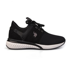 Sneakers barbati U.S. POLO ASSN.-501 Negru