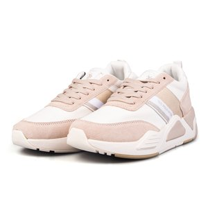 Sneakers dama U.S. POLO ASSN.-507 Alb Velur