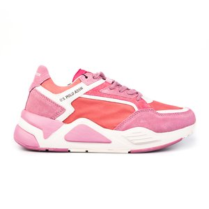 Sneakers dama U.S. POLO ASSN.-507 Roz Velur