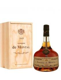 Armagnac De Montal 1969