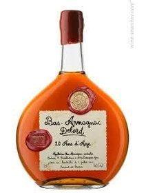 Armagnac Delord 20 ani, 0,7L