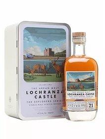 Arran Lochranza Castle 21 ani, Whisky, 0,7L