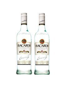 Bacardi Superior, Rom, 2000 ml