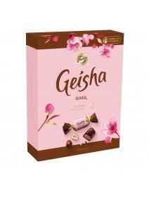 Ciocolata Fazer Geisha Dark Chocolate With Crispy Hazelnut Filling