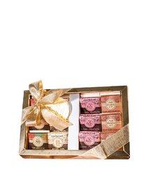 Ciocolata Venchi Granblend Goldex Gift Box, 81 g