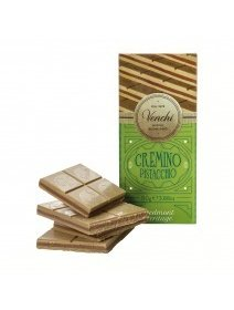 Ciocolata Venchi Pistachio Cremino Bar, 110 g