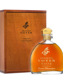 Cognac Extra Grande Champagne Francois, Voyer.