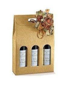 Cutie cadou vinuri 3 sticle