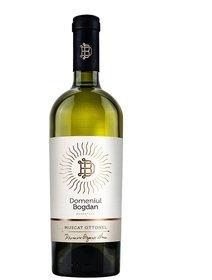 Domeniul Bogdan, Organic Muscat Ottonel, 0,75L