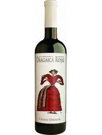 Dragaica Rosie,  vinuri Crama Oprisor - Promotie