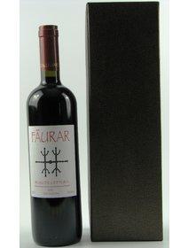 Faurar - vin rosu Davino + cutie cadou vinuri
