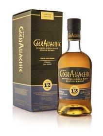 Glenallachie 12 YO French Oak, Whisky, 0,7L